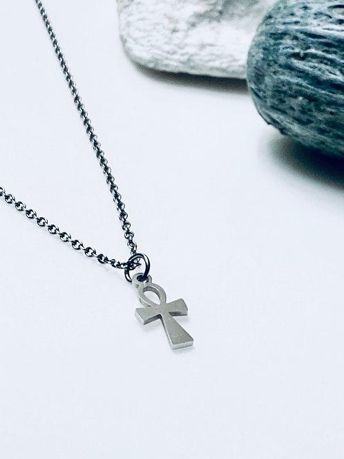 Mini Ankh Necklace
