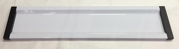 Custom ACM Fabricated Panel White Glossy Alupanel 3mm