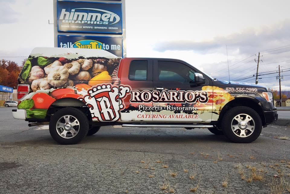 Rosarios Truck