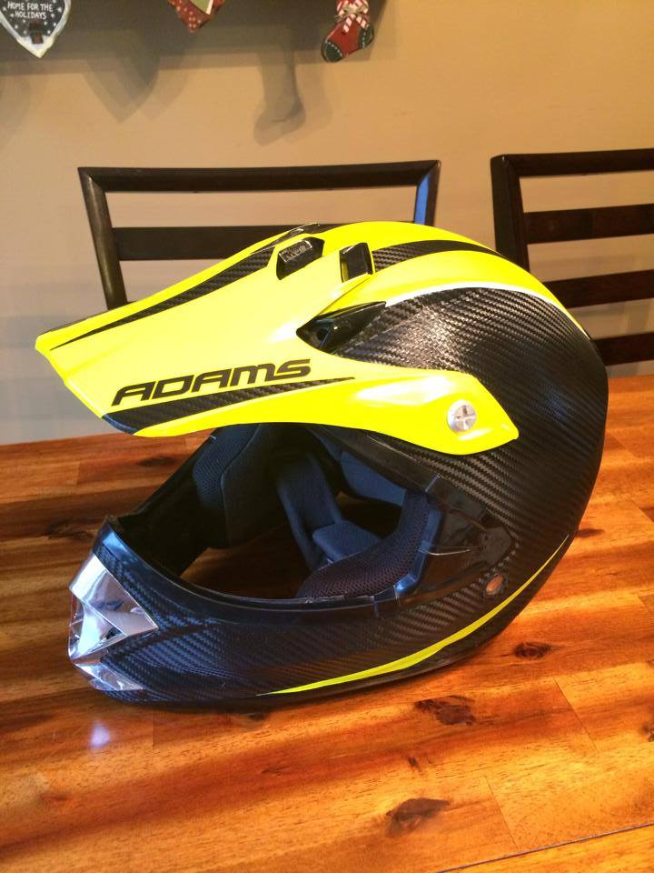 Justin Helmet2