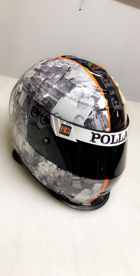 Pollack Helmet