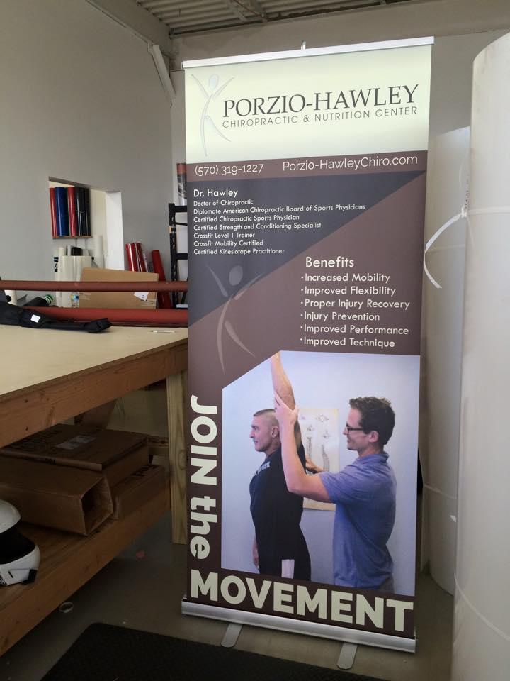 Hawley banner