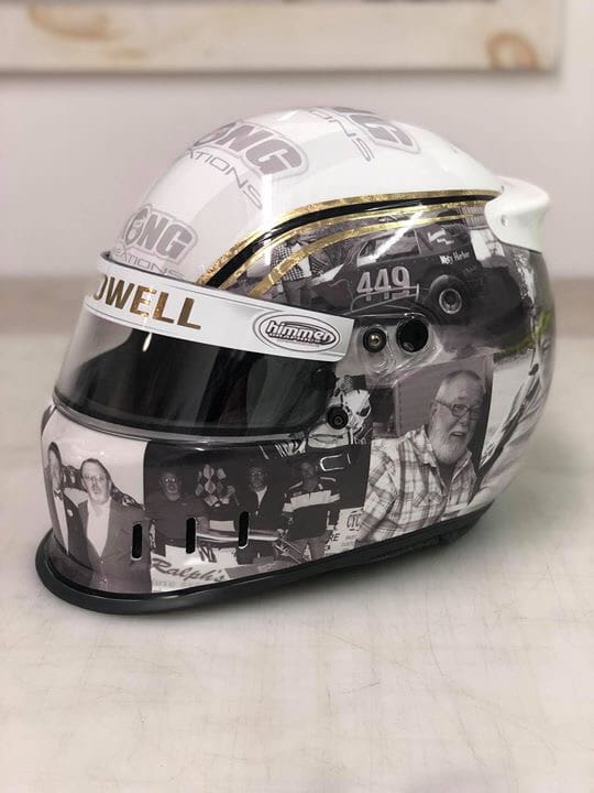 Howell Helmet Wrap