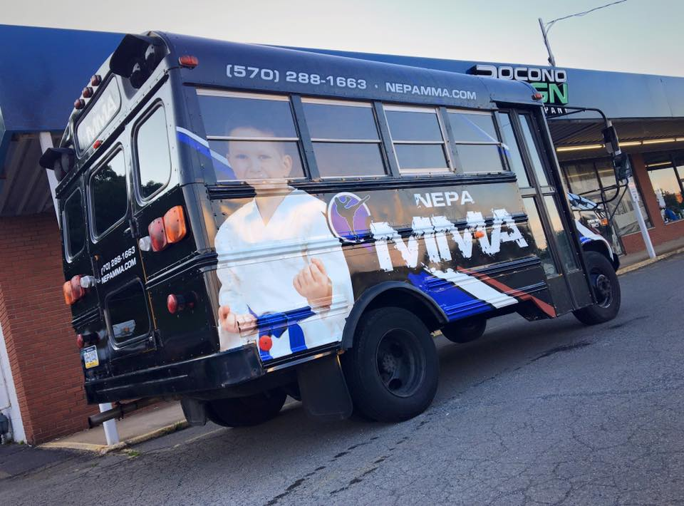NEPA MMA Bus