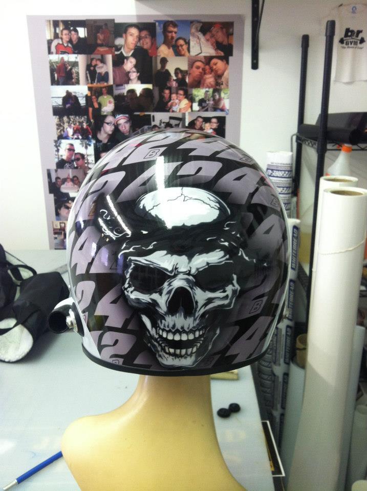Bates Helmet