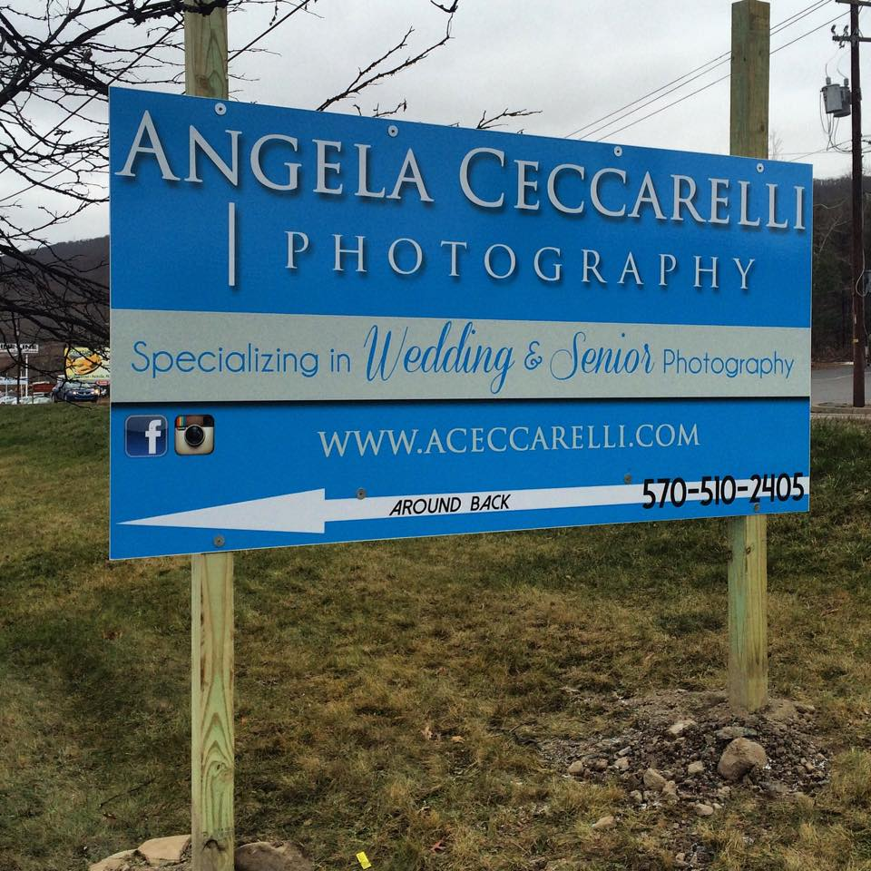 AC Photo Sign