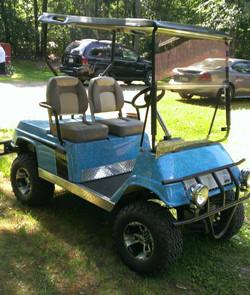 Golf Kart Wrap2