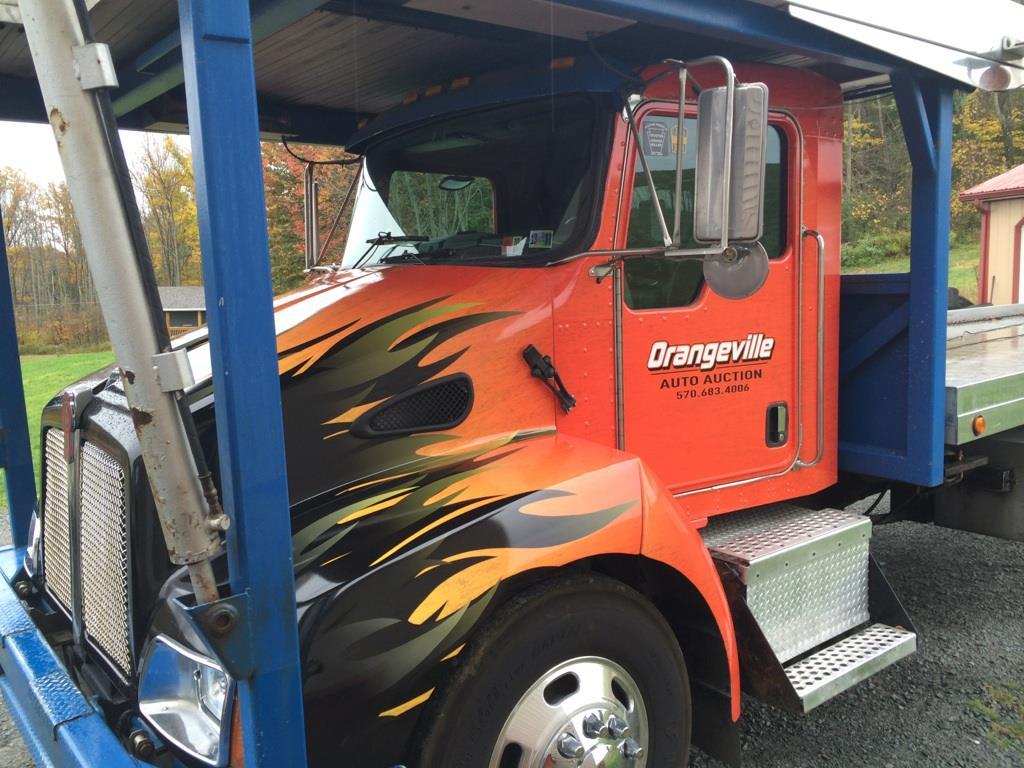 Orangeville Auto Auction