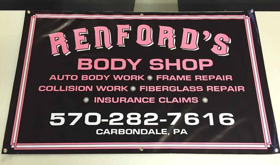 Renford Auto banner