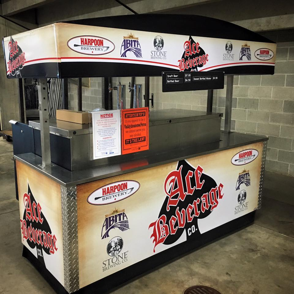 Ace Beverage Stand