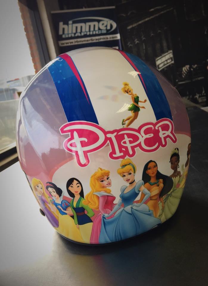 Disney Helmet
