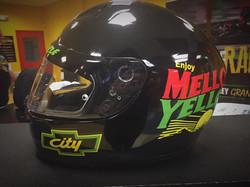 Mello Yello Helmet