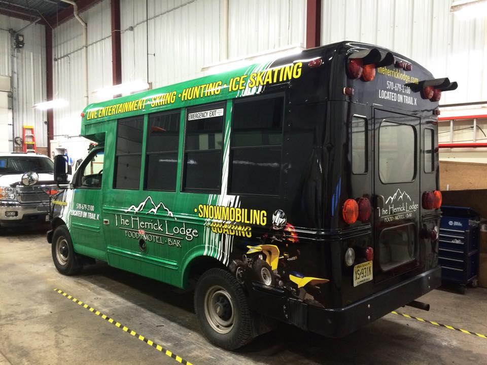 Herrick Lodge Bus2