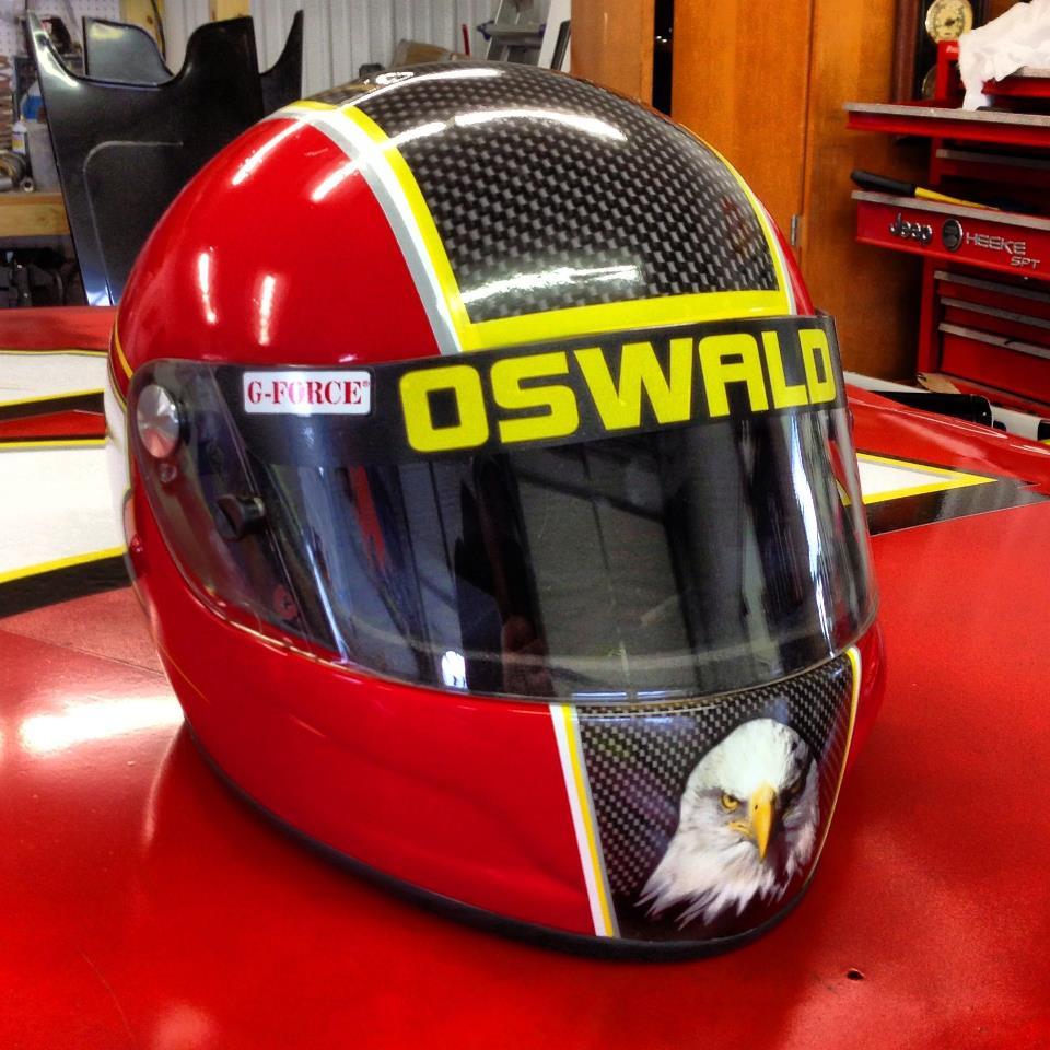 Oswald Helmet