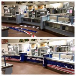 Cafeteria Wrap