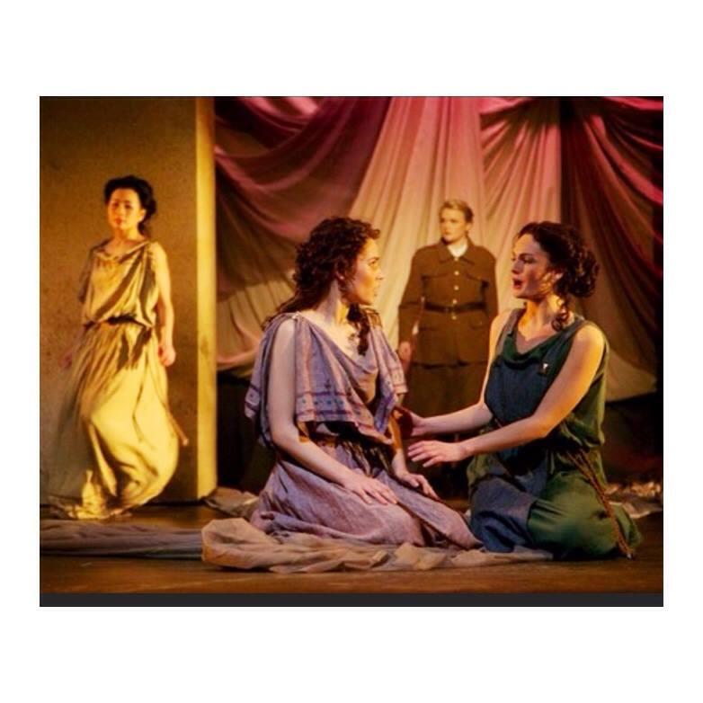 Rape of Lucretia, Bianca