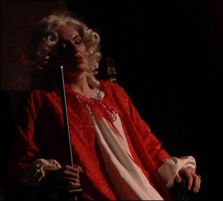 Queen of Spades, Countess