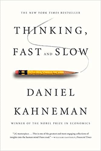 Livre de Daniel Kahneman