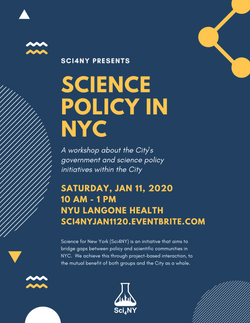 Science Policy in NYC