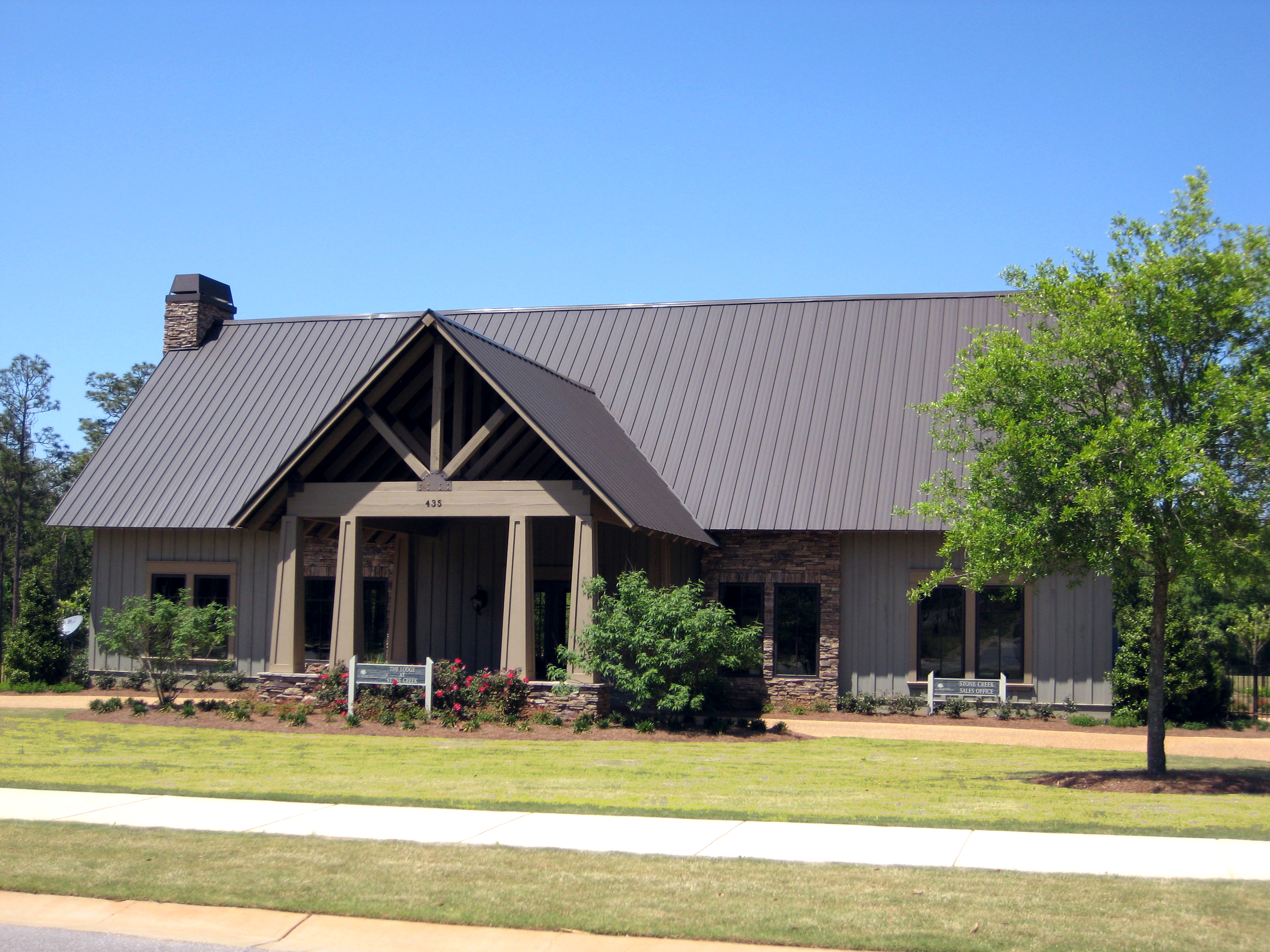 The Lodge at Stone Creek