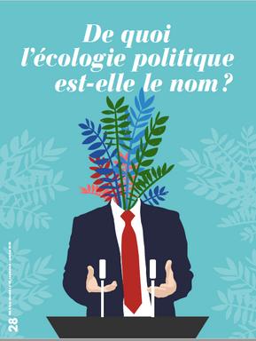 De quoi l'écologie politique est-elle le nom ?