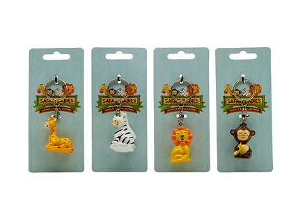 Africa Babies Polyresin Keychain.png