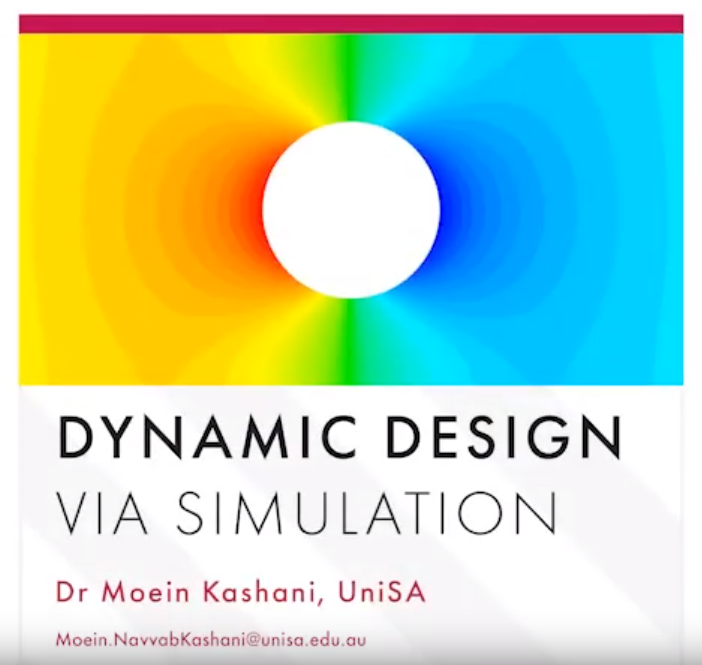 Dynamic design via simulation screenshot