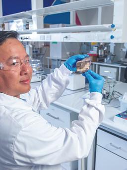 Dr Duy Tran, UniSA FII