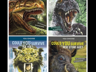 This new interactive book series is buzzing right now
