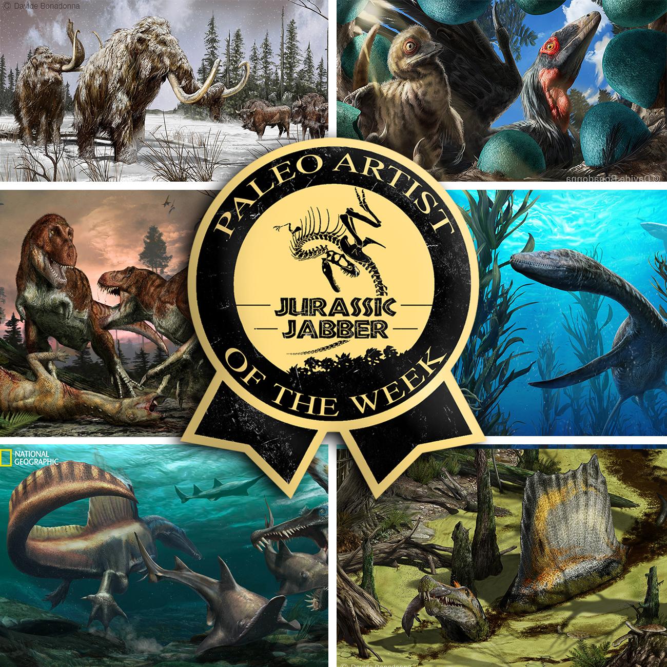 PaleoArtist-DavideBonadonna