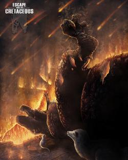 Burning Rex