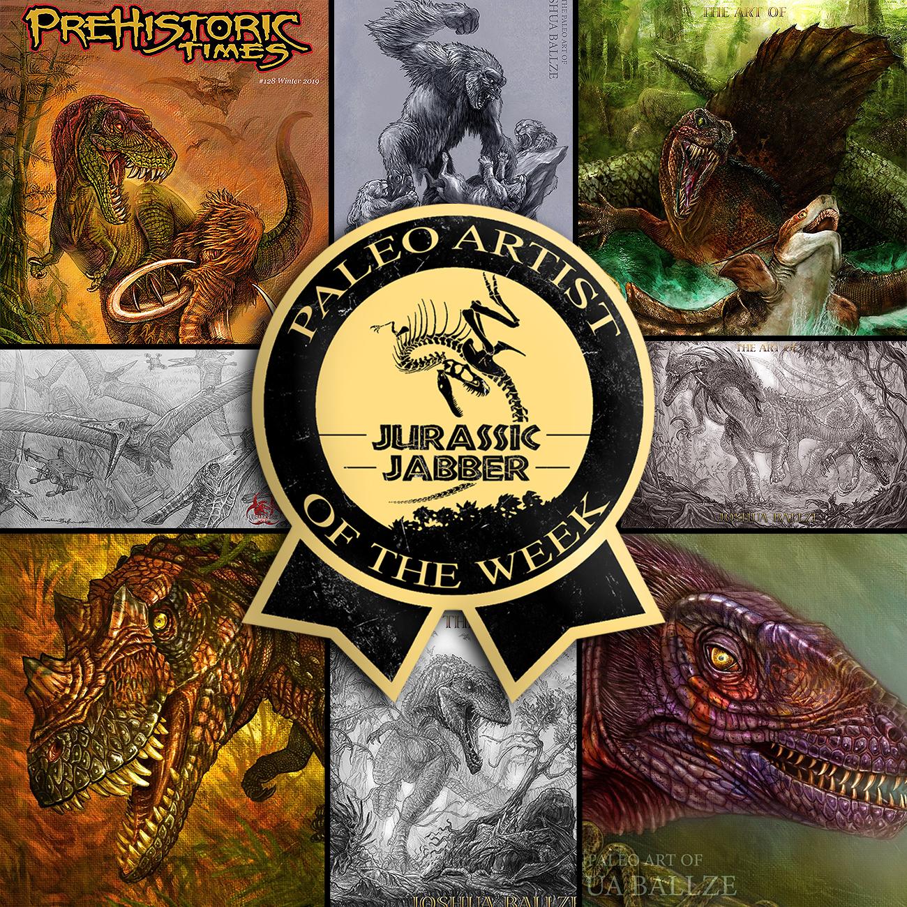 PaleoArtist-JoshuaBallze