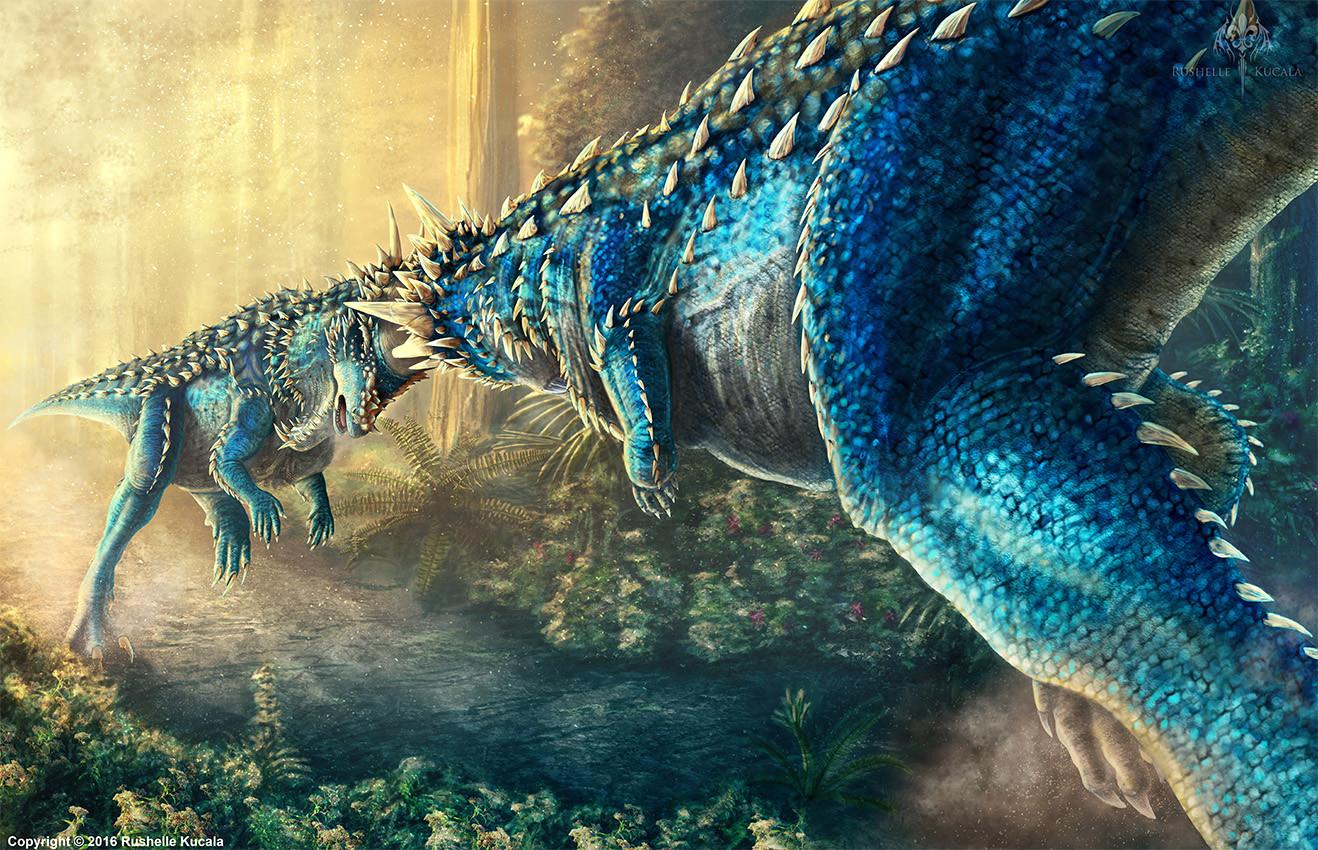 rushelle-kucala-pachycephalosaurus