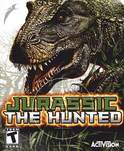 JurassicTheHuntedBoxArt