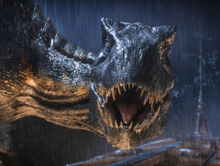 Fallen Kingdom's Indoraptor