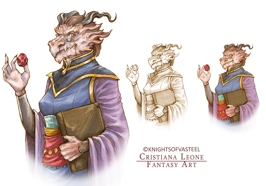 Dragon Scholar
