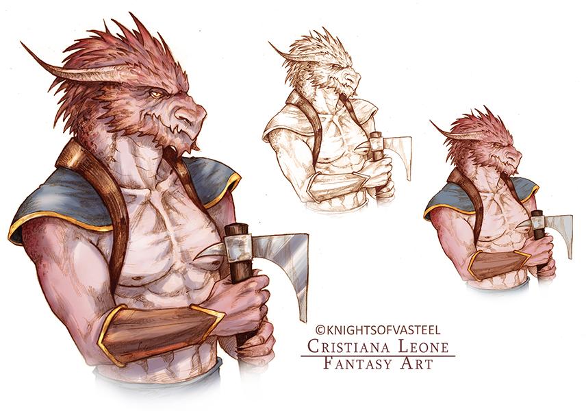 Dragon Brute