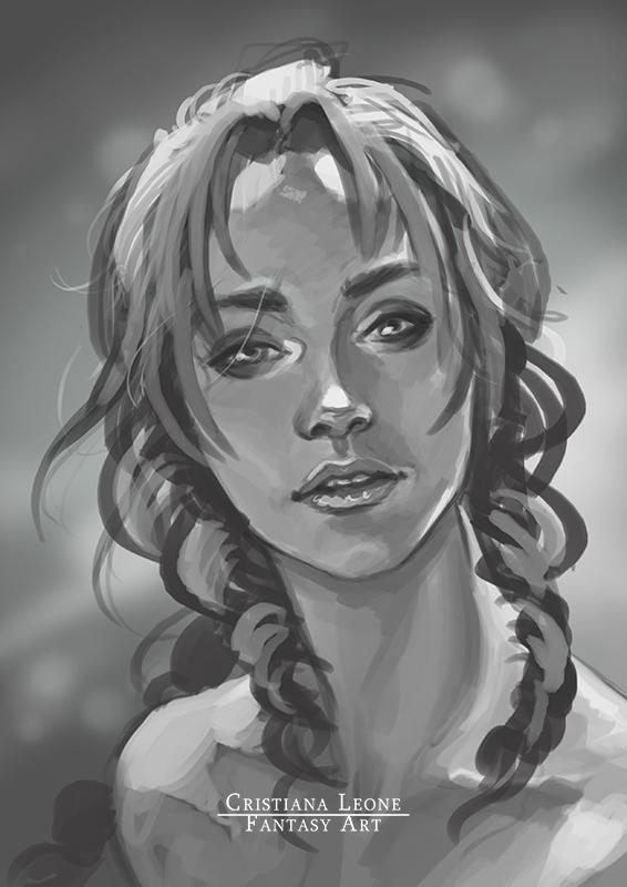 Aerith - Sketch