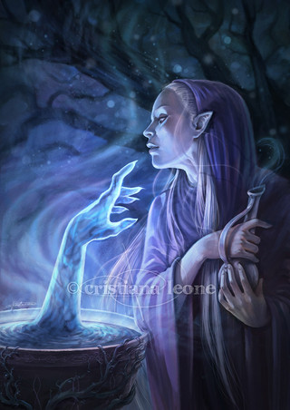 The lure of Power - Galadriel