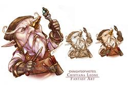 Gnome Jeweler