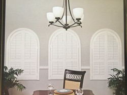 ARCHED SHUTTERS - AUTHENTIC AMERICAN MADE
