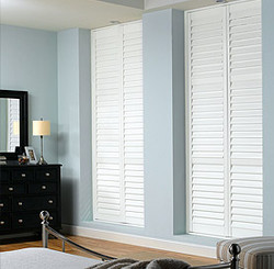 PVC Shutter. MADE IN THE USA