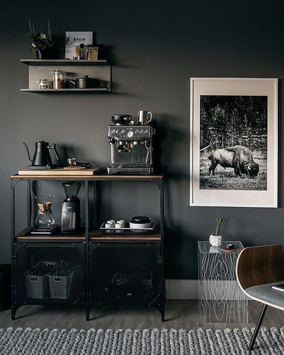 Crea l'angolo caffè perfetto a casa tua