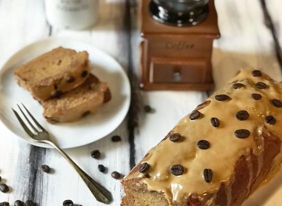 Plumcake al caffè per un  dolce risveglio
