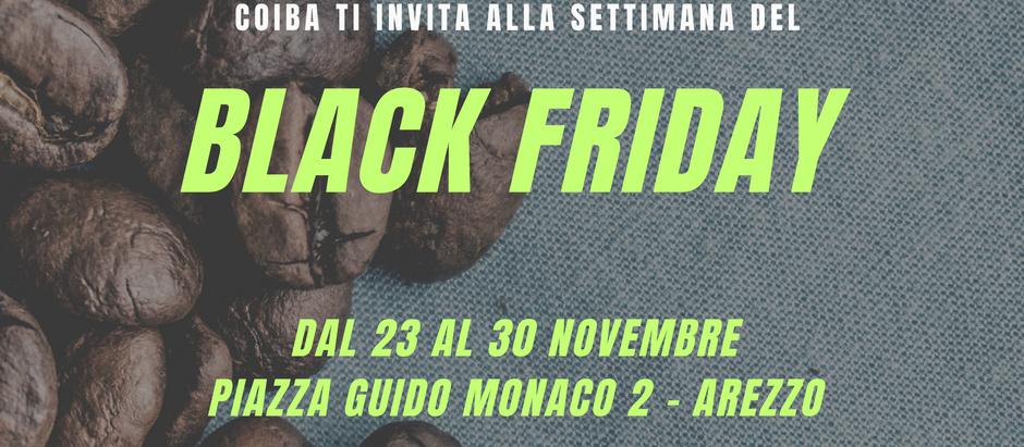 Black Friday Arezzo: saldi da Coiba