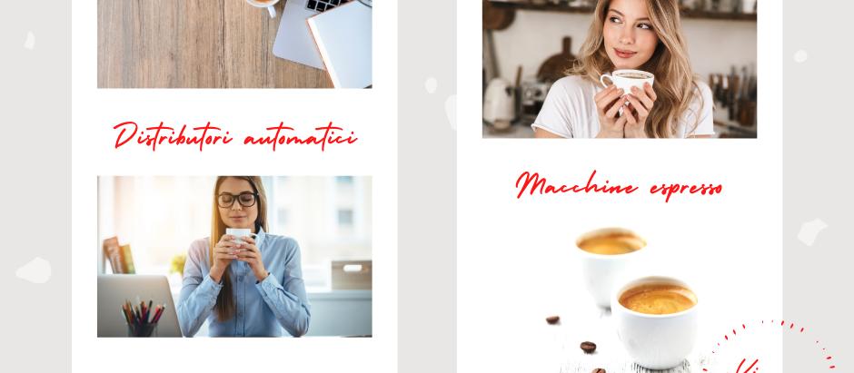 Macchine Espresso e distributori automatici in comodato d'uso gratuito