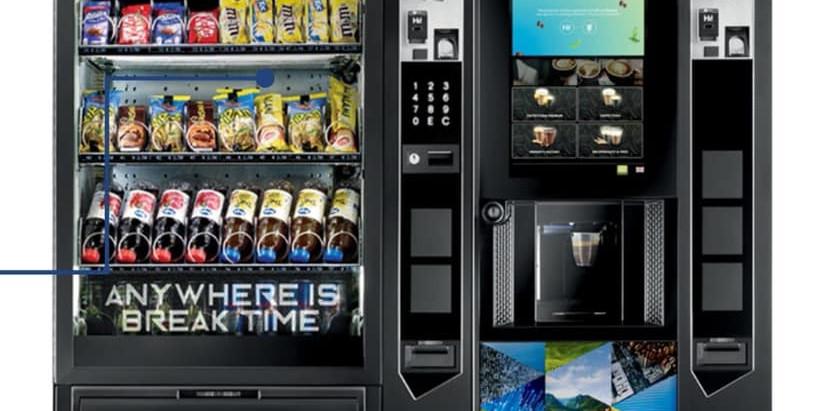 Un caffè di alta qualità da un distributore automatico