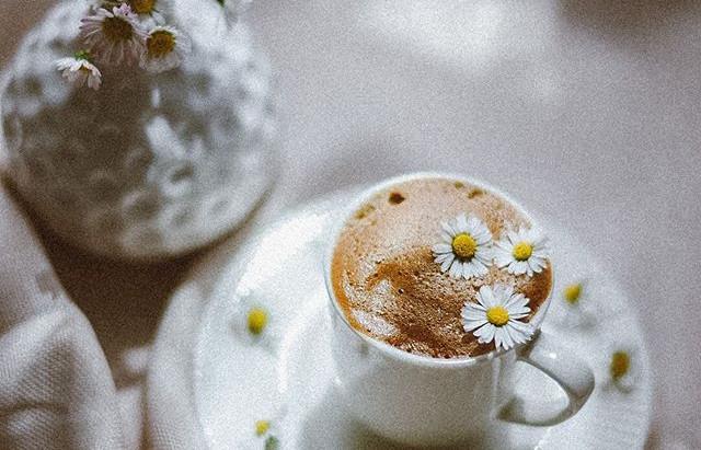 Il dolce sapore del caffè
