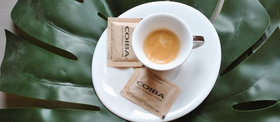 Caffè Arezzo: Coiba Showroom