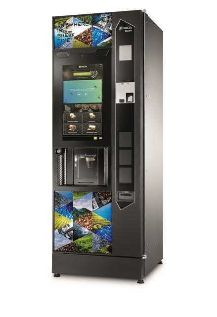 Distribuzione automatica in Toscana innovativa